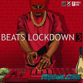 альбом ZLOI NEGR - BEATS LOCKDOWN 3 (2015)
